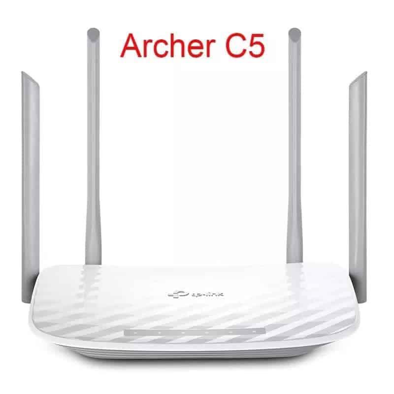 bộ phát wifi tplink archer c5