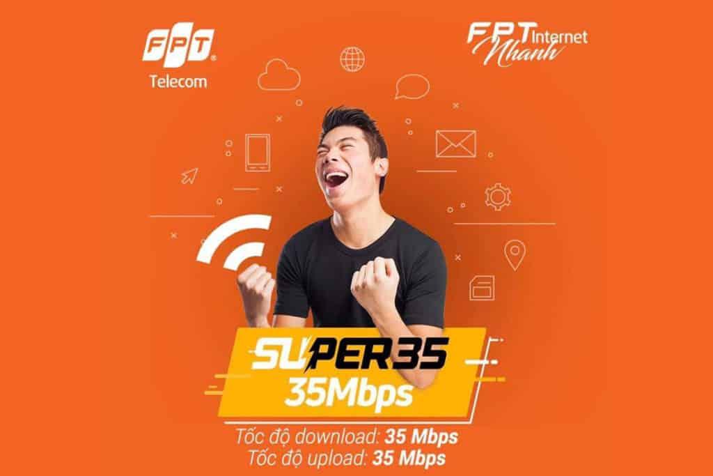 gói cước internet super 35