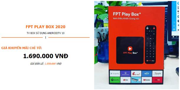 giá fpt play box 2020