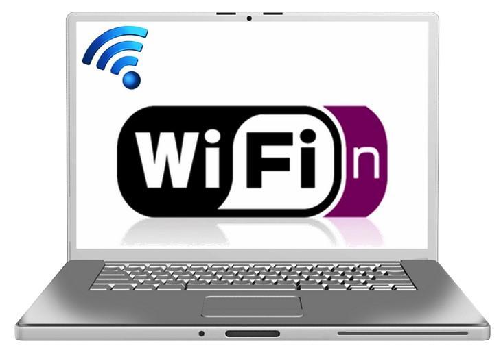 cài đặt wifi cho laptop