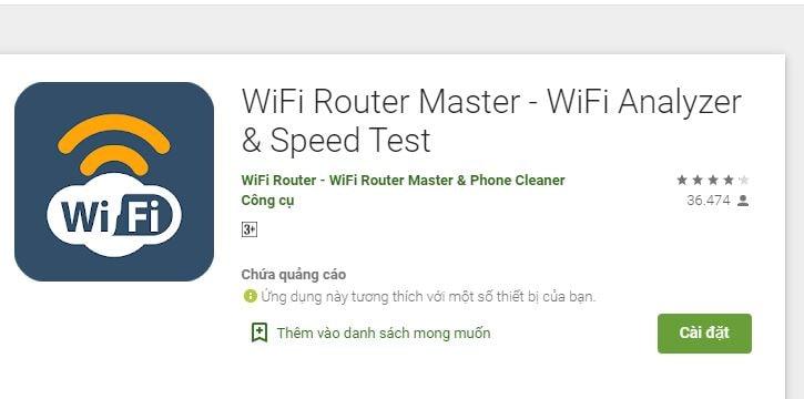 cách chặn kết nối wifi
