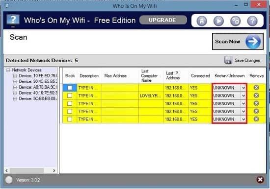 chặn kết nối wifi trên pc 2