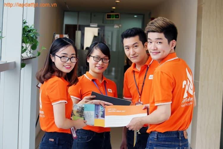 lắp mạng FPT Thanh Trì Hà Nội