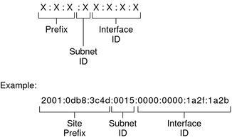 Thành phần của địa chỉ IPv6
