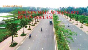 Khuyến mãi lắp mạng FPT huyện Gia Lâm