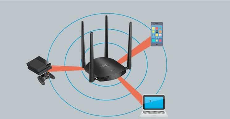 Router không dây
