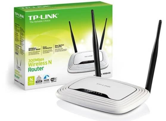router wifi tplink wr841n