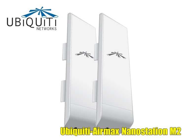 Ubiquiti-Airmax Nanostation M2