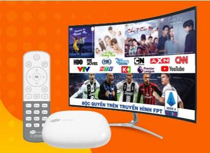 khuyến mãi lắp đặt combo internet truyền hình fpt bắc từ liêm