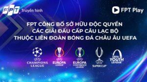 bản quyền uefa fpt