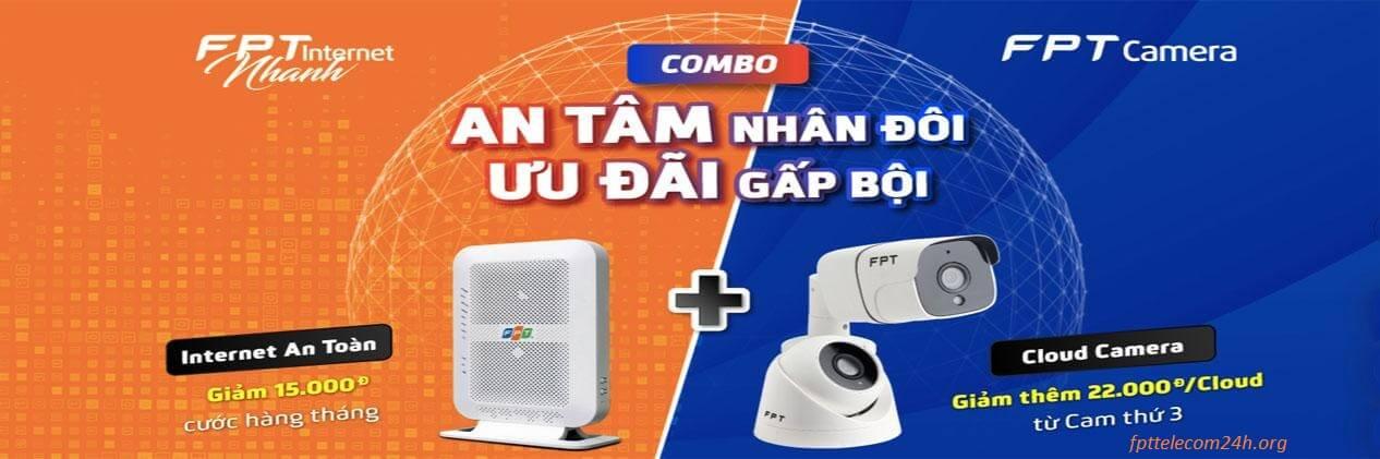 Khuyến mãi lắp combo wifi camera fpt tại lào cai