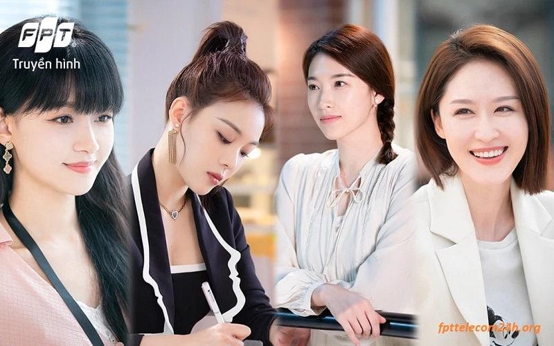 Phim Chau Á hay trên truyền hình FPT